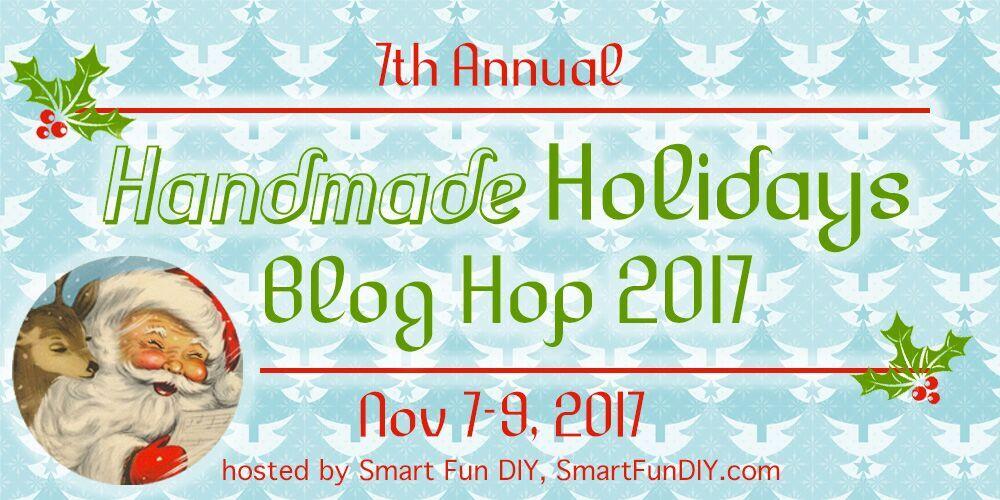 Handmade Holidays Blog Hop 2017 Banner