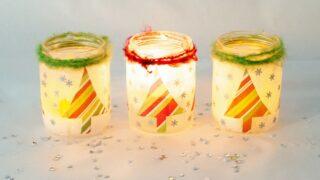 Make Magical Christmas Lanterns with Kids
