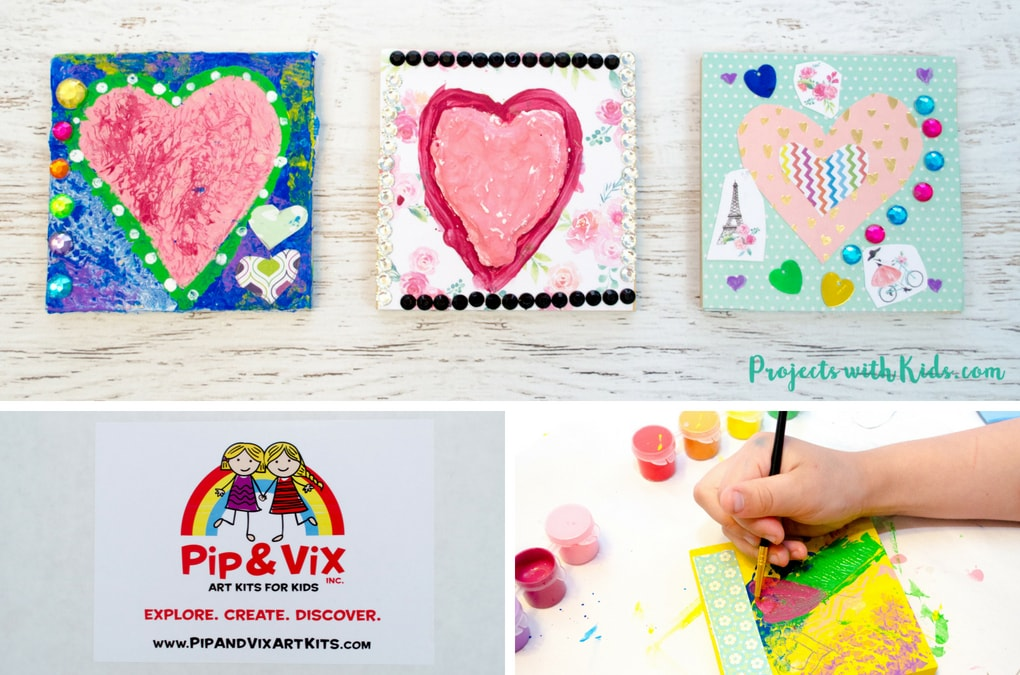 Create and explore new art techniques and learn about different artists and genres with Pip & Vix Art Kits for Kids. Each box is filled with fun and creative art projects and crafts that kids will be excited to dive into and start creating!