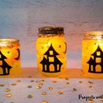Delightfully Spooky DIY Halloween Lanterns