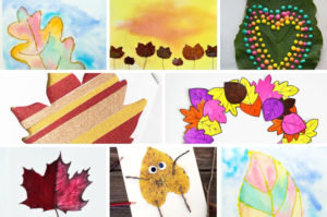 These fabulous fall art projects for kids will inspire you and your kids to create and have fun! There are so many creative ideas for kids of all ages, you are sure to find one (or more!) that your kids will want to try. Click through to find fall tree ideas, art projects with fall leaves, pumpkins, animals and more!