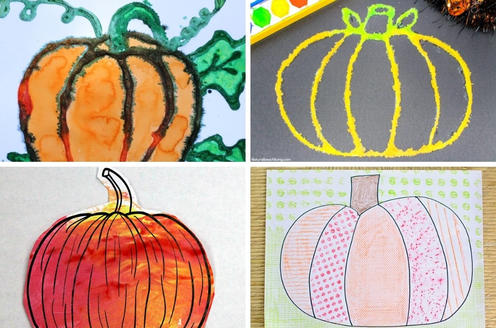 25 Fabulous Fall Art Projects For Kids Projects With Kids