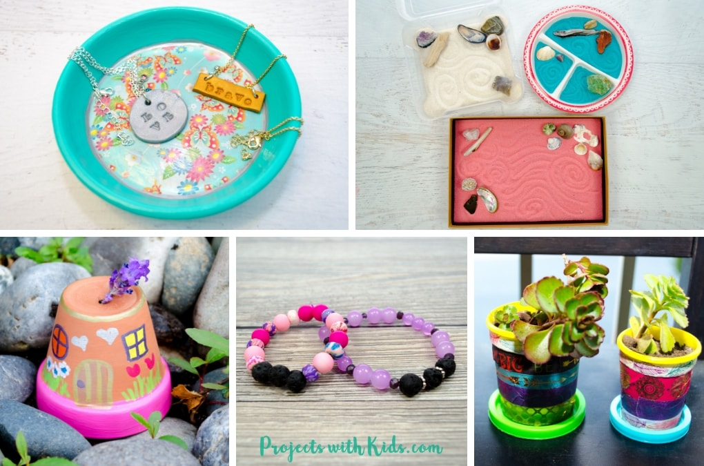 Kid-made gifts are always so special to make and share with friends and family. This collection is a wonderful list of awesome kid-made gifts that anyone would be thrilled to receive!