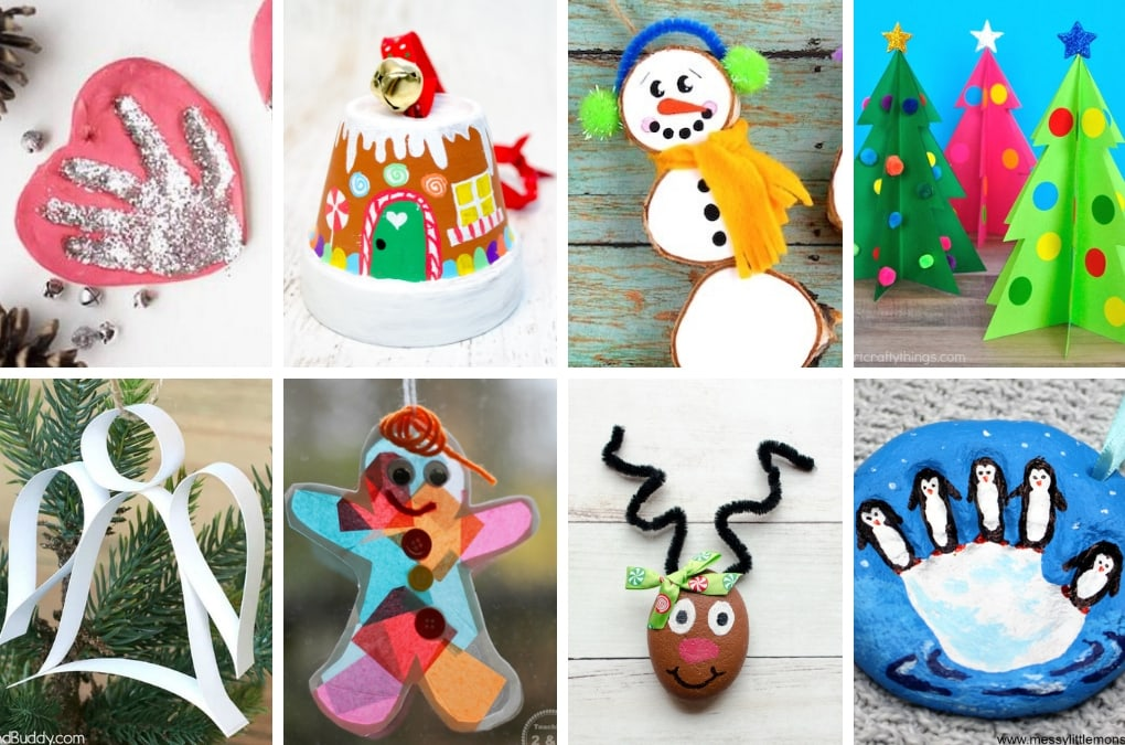 70+ Creative Christmas Projects for Kids | Projects with Kids