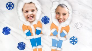 Make This Photo Eskimo Craft For Kids This Winter Season