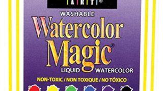Sargent Art 22-6022 6-Count 1-Ounce Watercolor Magic Kit