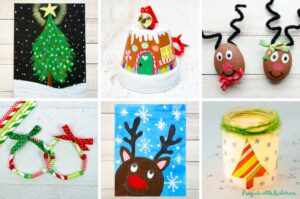 Christmas arts and crafts for kids
