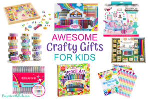 Crafty gifts for kids